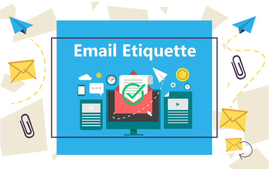 Email Etiquette rules to provide professional email marketing